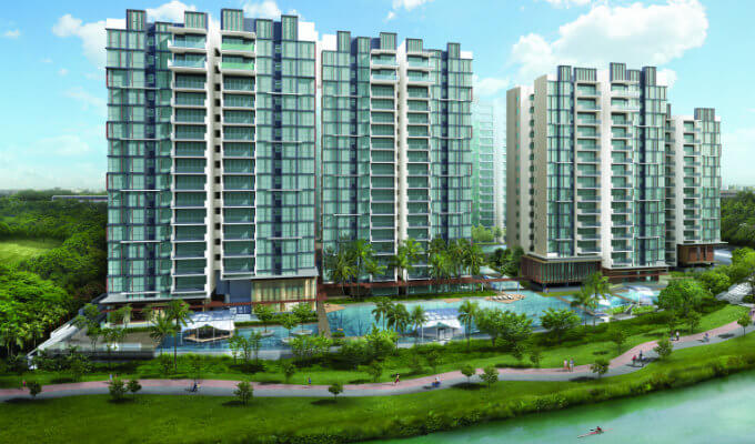 new condo launch in punggol